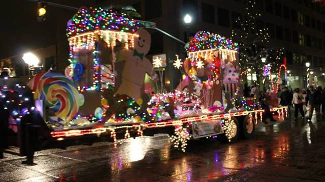 33rd Annual Festival of Lights Parade