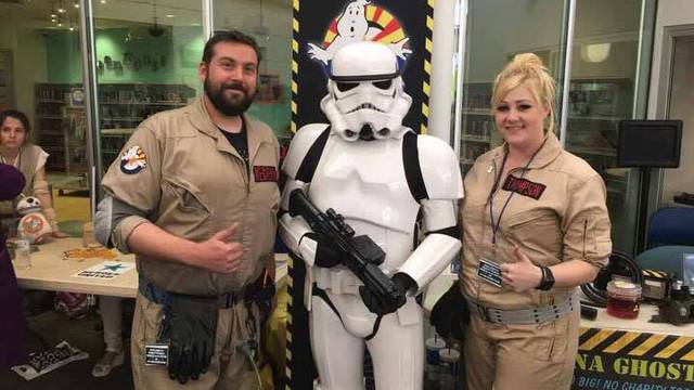 Apache Junction Library Con - 3/24/18