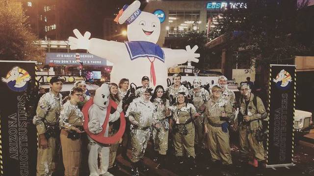 CityScape Ghostbusters Free Outdoor Screening - 10/13/17