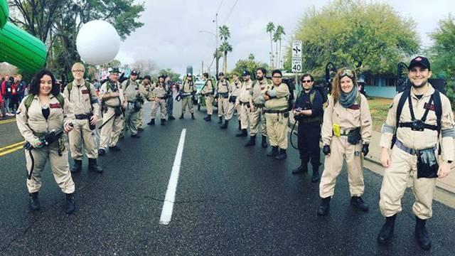 Fiesta Bowl Parade - 12/30/17