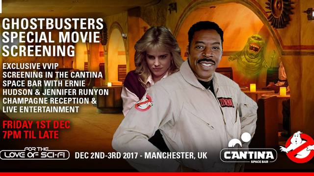 For The Love Of Sci-Fi - Ghostbusters Special