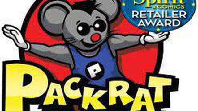 Free Comic Book Day - Packrats