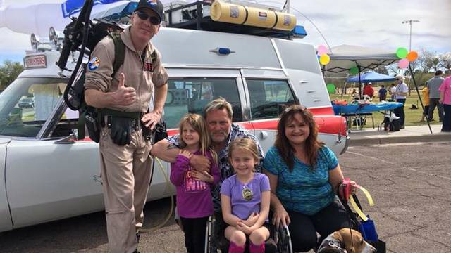 Tip-A-Cop Special Olympics Fundraiser - 3/10/18