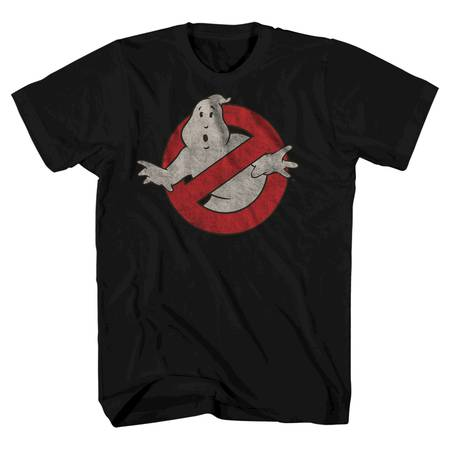 Boys' Ghostbusters Logo Graphic T-Shirt