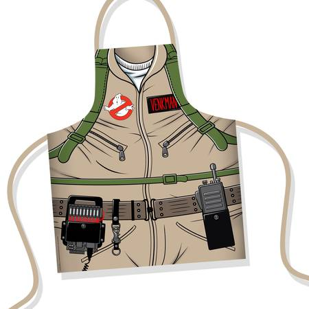 Cryptozoic Ghostbusters: Peter Venkman's Uniform Apron