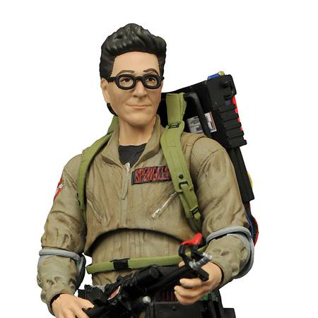 Diamond Select Toys Ghostbusters: Egon Spengler Select Action Figure