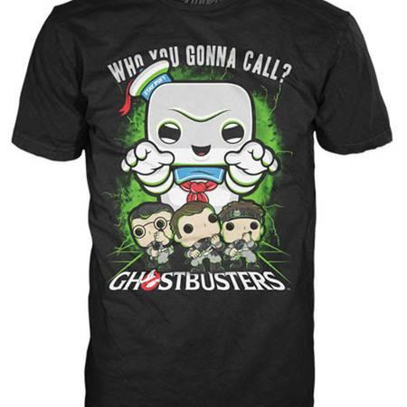 Funko Men's Ghostbusters - Stay Puft Lime Mist