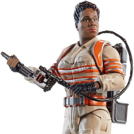 """Ghost Busters 6"""" Patty Tolan Figure"""