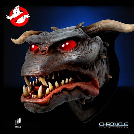Ghostbusters 1:1 Terror Dog Bust