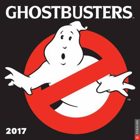 Ghostbusters 2017 Calendar