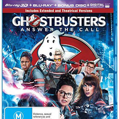 Ghostbusters 3 Answer the Call 3D
