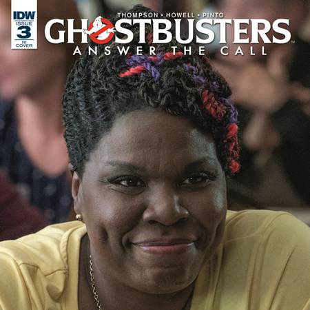 Ghostbusters: Answer the Call Issues 1 - 5