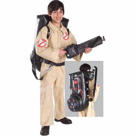 Ghostbusters Child Halloween Costume