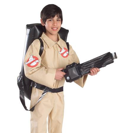 Ghostbusters Child's Costume, Large