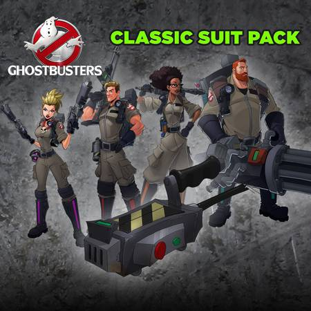 Ghostbusters: Classic Suit Pack - PS4 [Digital Code]