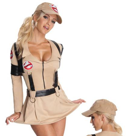 Ghostbusters Costume - Small - Dress Size