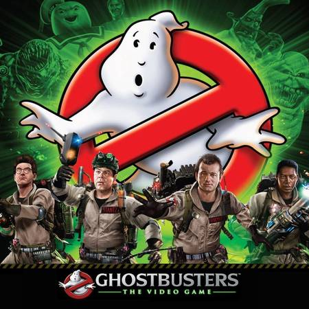 Ghostbusters Ghost Busters Edible Cake Topper Frosting 1/4 Sheet Birthday Party
