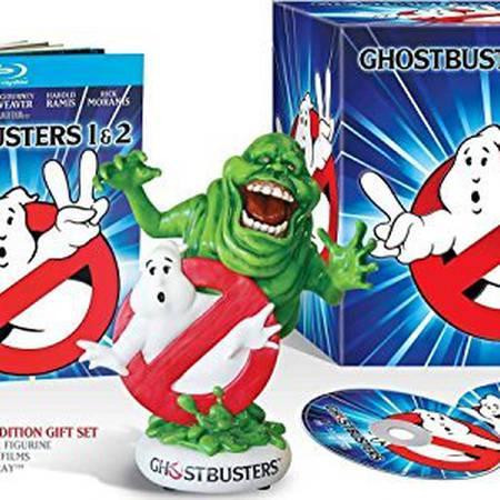Ghostbusters & Ghostbusters 2 Limited Edition Gift Set [Blu-ray / Mastered In 4K] - Bill Murray, Dan Aykroyd