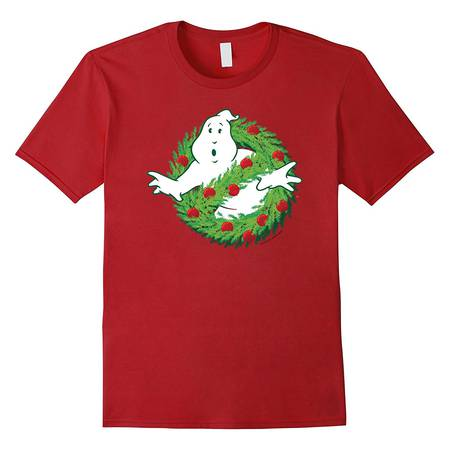 Ghostbusters Holiday Shirt