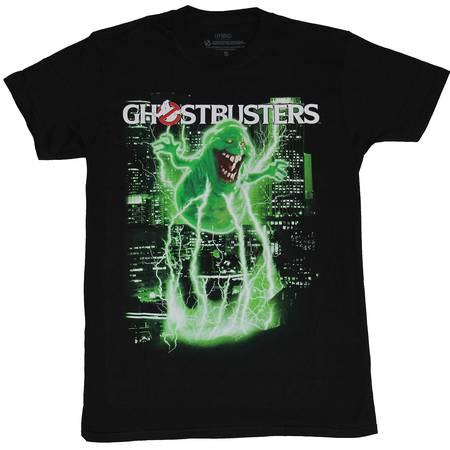 Ghostbusters Slimed Adult T-shirt