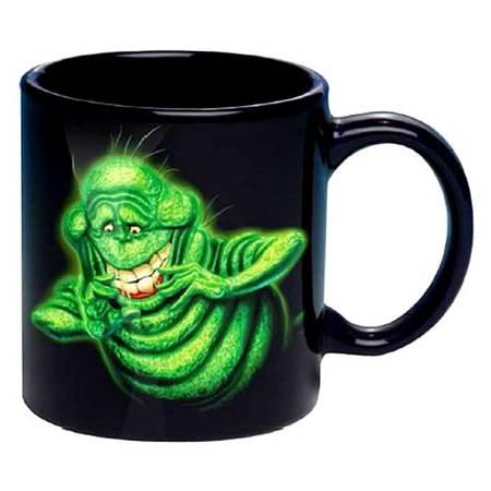Ghostbusters Slimer Stoneware Mug