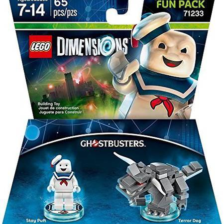 Ghostbusters Stay Puft Fun Pack - LEGO Dimensions by Warner Home Video - Games