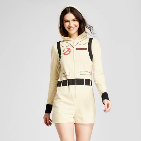Ghostbusters™ Women's Retro Romper Pajama