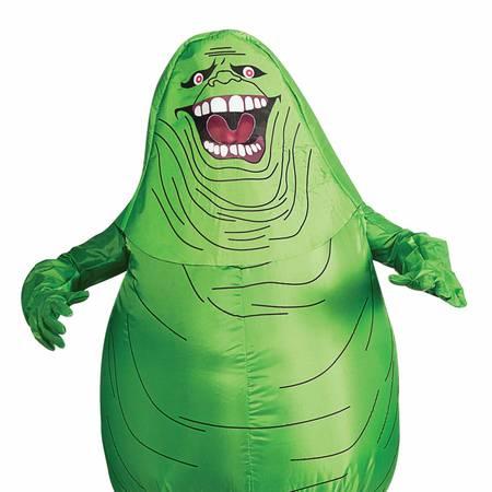 Inflatable Slimer Kids Costume - Child Std.