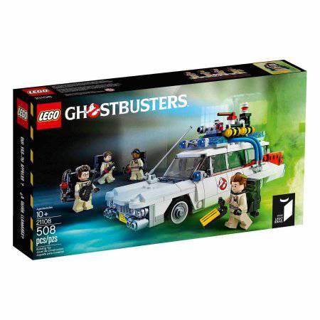 LEGO Cuusoo Ghostbusters Ecto-1, 21108