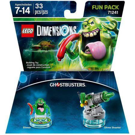 Lego Dimensions Ghost Slimer Fun Pack (Universal)