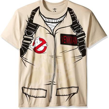 Mad Engine Men's Venkman Costume T-Shirt