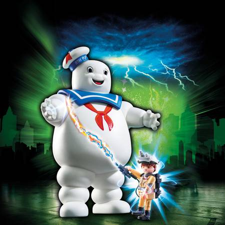 PLAYMOBIL Ghostbusters Stay Puft Marshmallow Man