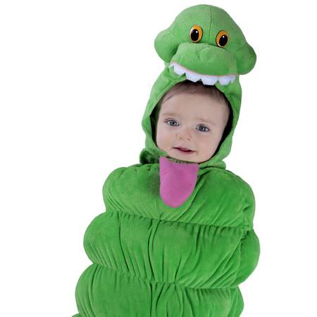 Princess Paradise Baby Boysu0027 Ghostbusters Slimer Swaddle Deluxe Costume As Shown ...  sc 1 st  Ghostbusters.net & Shop Ghostbusters Costumes and Costume Accessories | Ghostbusters ...
