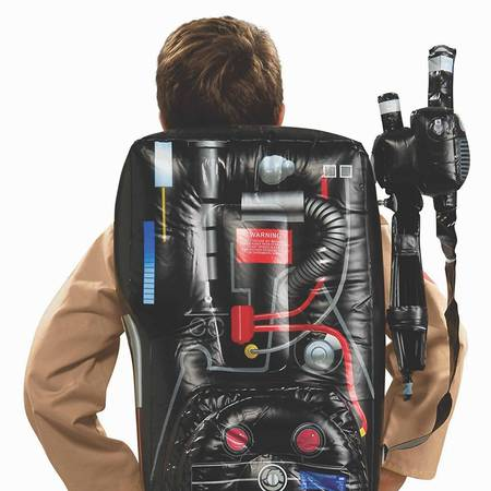 Rubie's Costume Kids Classic Ghostbusters Inflatable Costume Proton Backpack