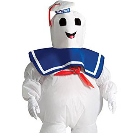 Rubies Ghostbusters Inflatable Stay Puft Marshmallow Man Child Costume-  sc 1 st  Shop Classic Ghostbusters | Ghostbusters.net - Your Guide to ... & Shop Classic Ghostbusters | Ghostbusters.net - Your Guide to ...