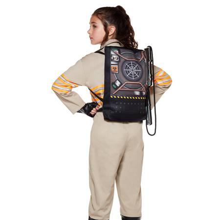 spirit halloween kids ghostbusters girls jumpsuit costume ghostbusters movie