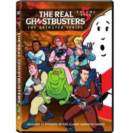 The Real Ghostbusters, Volume 5