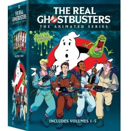 The Real Ghostbusters, Volumes 1-5