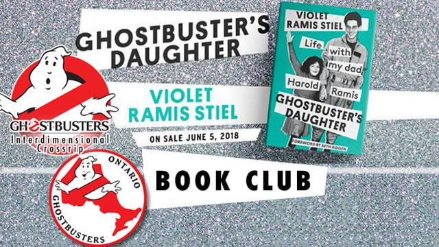 "#428 - ""Ghostbusters Daughter Book Club Part 2"" - July 3, 2018"