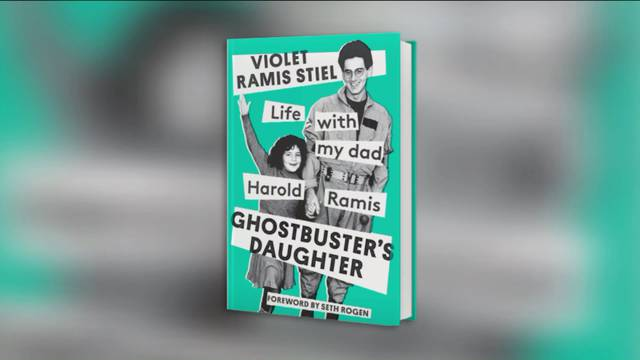 Author Violet Ramis Stiel talks new book 'Ghostbuster's Daughter""