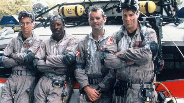 Dan Aykroyd Says He Would Be Interested In Doing A Live-Action GHOSTBUSTERS Netflix Series