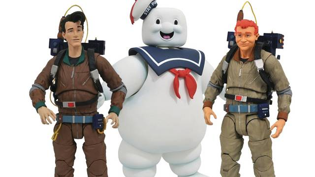 Diamond Select gives update on future of Ghostbusters Select figures
