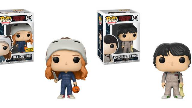 Funko announces third wave of Stranger Things Funko Pops, including Ghostbusters outfits