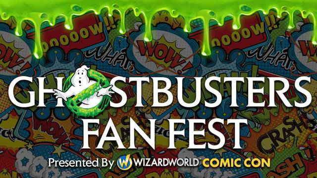 Get Ready for the Ultimate Ghostbusters Fan Fest in 2019!