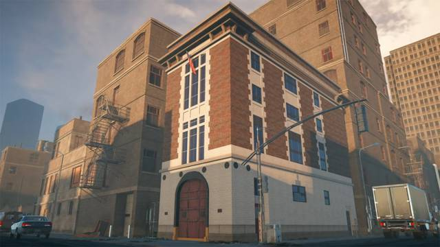 Ghostbusters Firehouse gets recreated in Far Cry 5