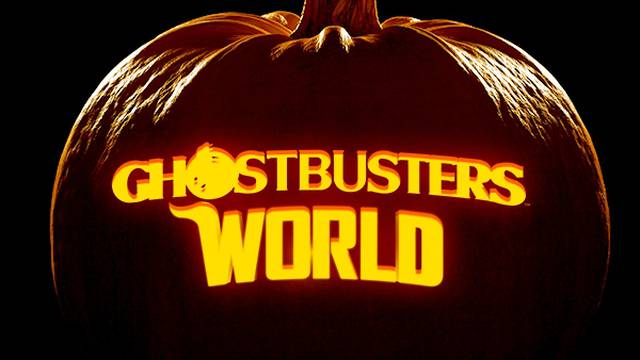 Ghostbusters World: Halloween event happening TODAY!