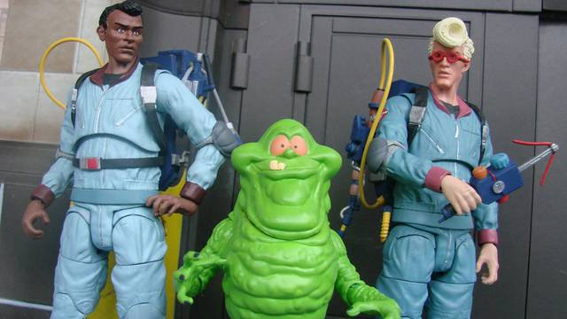 IN STORES NOW: Ghostbusters Select Action Figures Series 9 Real Ghostbusters