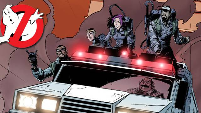 New Ghostbusters one-shot comic event coming in January