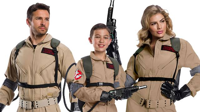 New premium Ghostbusters Halloween costume coming this month!