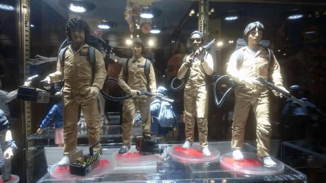 New York Toy Fair: Stranger Things Ghostbusters revealed!